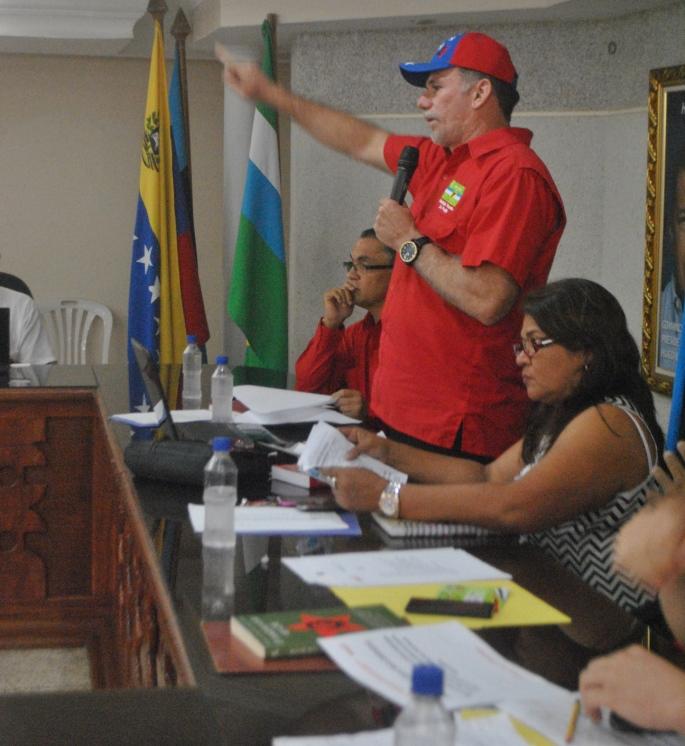 alcalde Olegario Martínez invito al pueblo a seguir trabajando por la paz