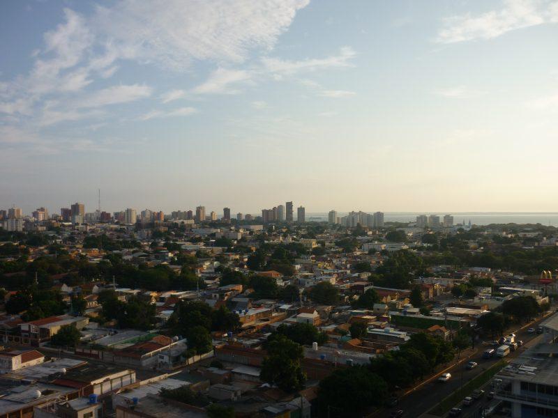 Maracaibo vista aerea