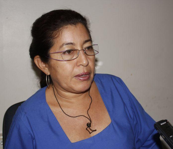 Lcda. Rubia González, Coordinadora de Investigación y Docencia del SAOI del Hospital Universitario de Maracaibo
