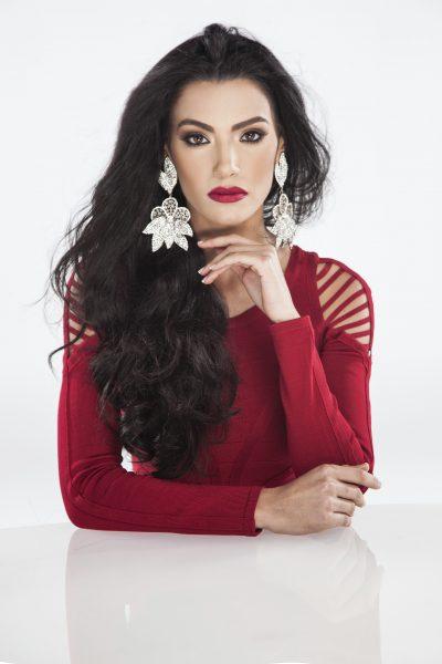 Karelys Oliveros, Miss Apure