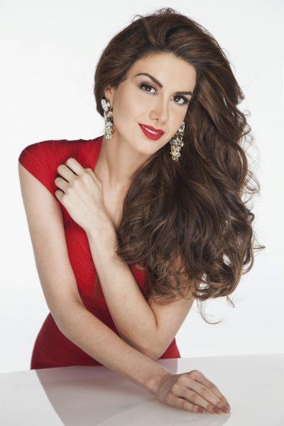 Virginia Alvárez, Miss Barinas