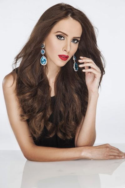 Arianny Barrios, Miss Cojedes