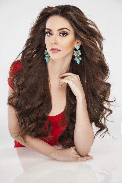 Katherine Oliveira, Miss Distrito Capital