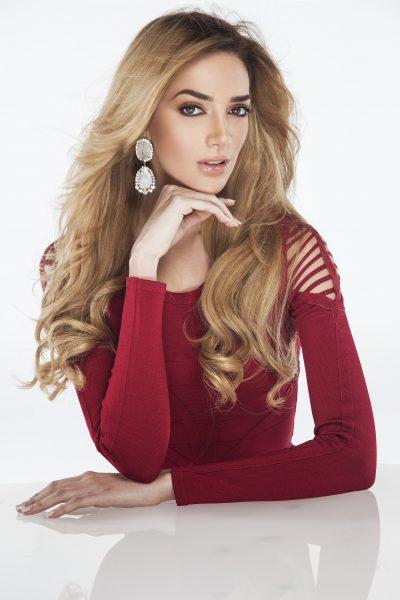 Valeria Vespoli, Miss Monagas