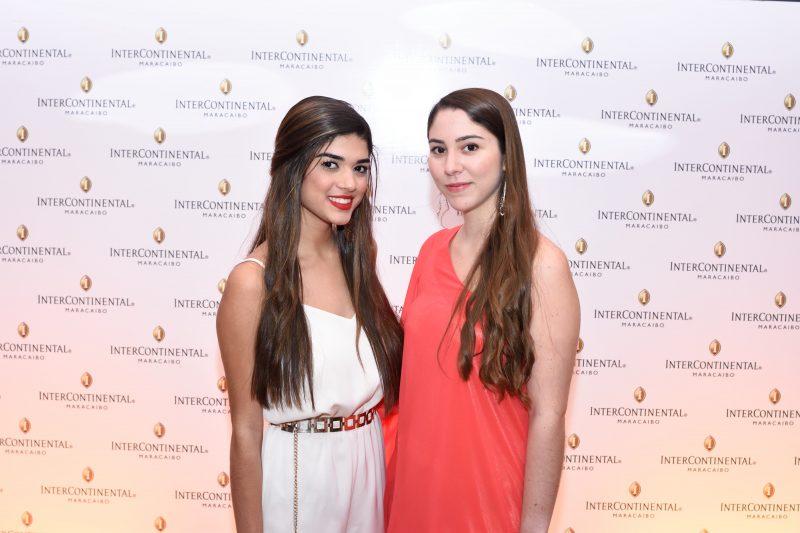 María José Dickson y Valentina De Pinto