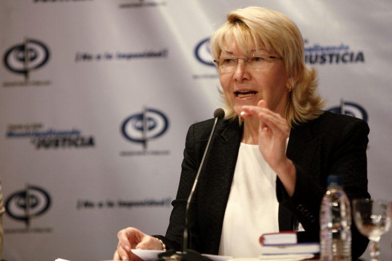 La fiscal general de la República, Luisa Ortega Díaz, comparecerá ante la Asamblea Nacional. Foto: Agencias
