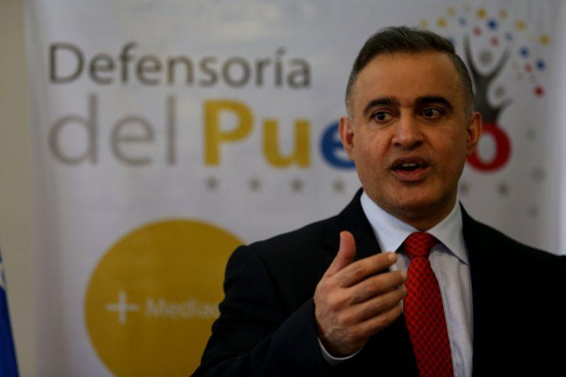 El defensor del Pueblo, Tarek William Saab. Foto: Agencias